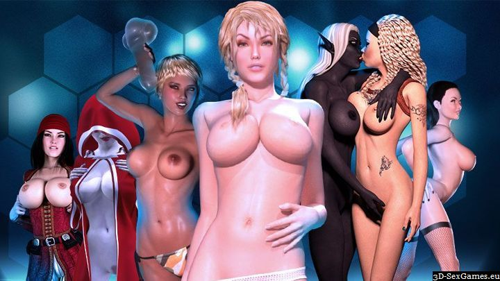 Interactive mobile sex games