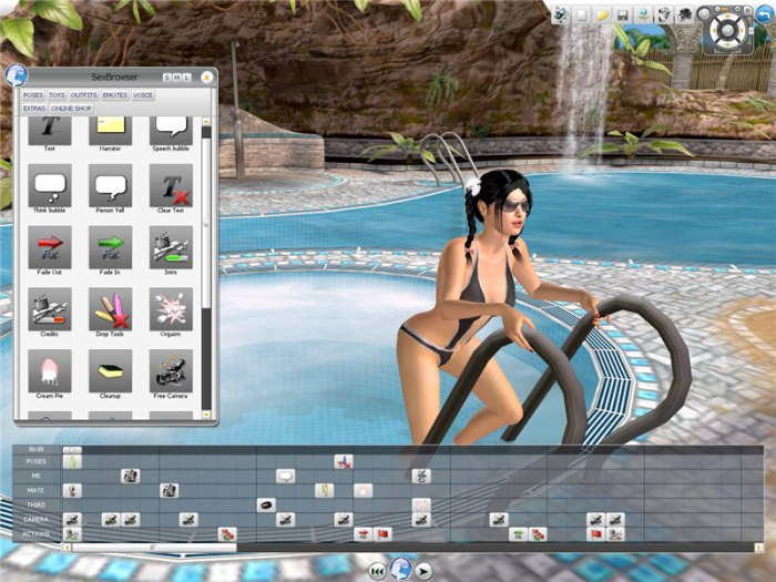 Hot adult computer games