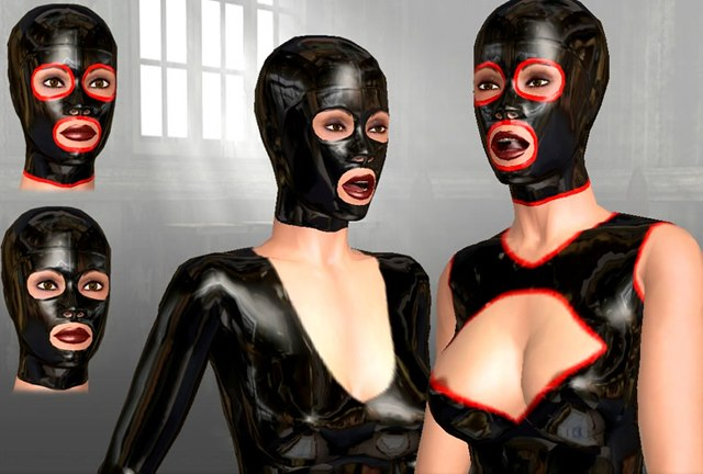 latex fetish erotiska fantasier