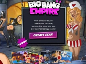 Big Bang Empire browser game
