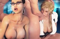 PC 3D sex games with interactive PC porn 3D