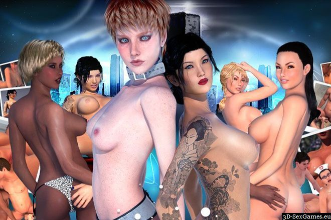 Free erotic video games