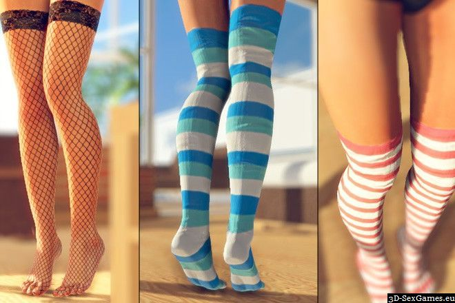 Apologise, colorful sock fetish