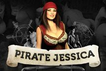 Fantasy sex game with nude Pirate Jessica sex