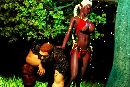 Mmorpg female hunter in fantasy epic sex game