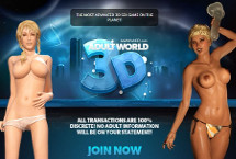 Adult World 3D iPhone sex game