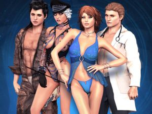 City of Sin 3D PC Unity sexspil online