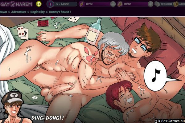 Fun gay sex games