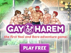 Gay Harem Yaoi gay game APK