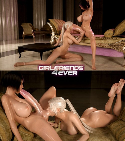 3d Girlfriends For Ever <b>girlfriends</b> 4 <b>ever</b> - sex animations and girls with dicks