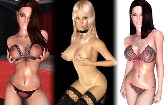 Free interactive 3D sex game
