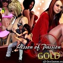 3D sex games for Android Lesson of Passion games online