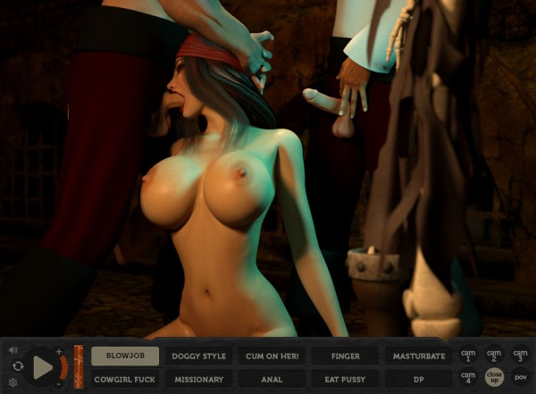 free fantasy sex game