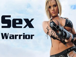 Sex Warrior 3D porn shooting game