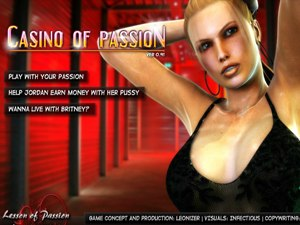Casino of passion browser sex game