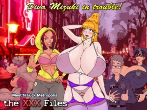 MNF Metropolis - the XXX Files: Episode 2 the XXX Files: Episode 2
