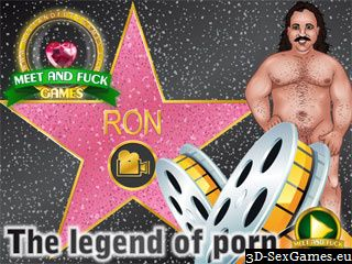 The Legend of Porn neuken sexy pornoactrice