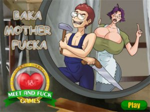 Baka Mother Fucka mature XXX game