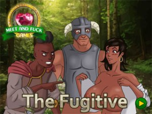 The Fugitive exotic sex game