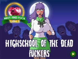 HS of the Dead Fuckers zombie sex game
