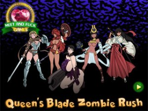 Queen's Blade free porn game