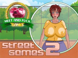 Street Games 2 outdoor sex game