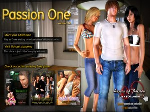 Passion One free porn game