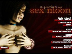 The Pussy Light Saga vampire fetish sex