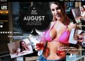 Busty august ames in reality Life Selector games free
