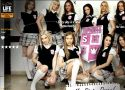 Group of naughty schoolgirls fuck in Life Selector games