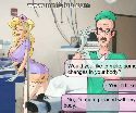 Play online sex game for free and fuck busty nurse