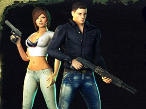 Venus Hostage erotic 3D shooter game